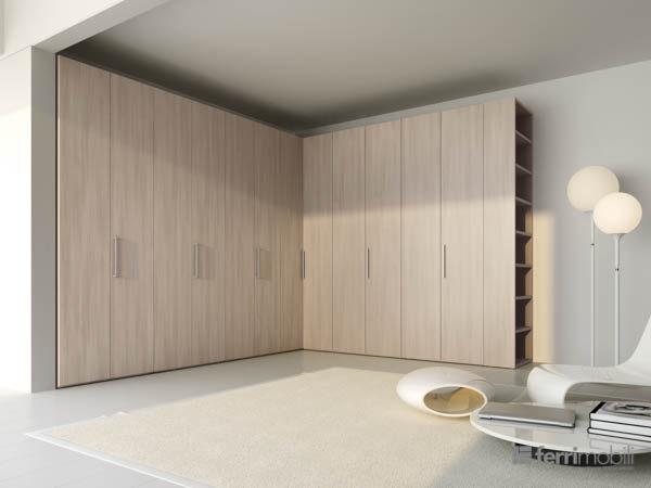 Wardrobes Hinged-door – model 14