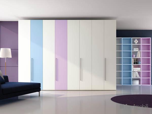 Wardrobes Hinged-door – model 15