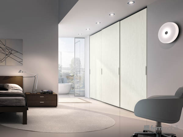 Wardrobes Sliding-door – model 20