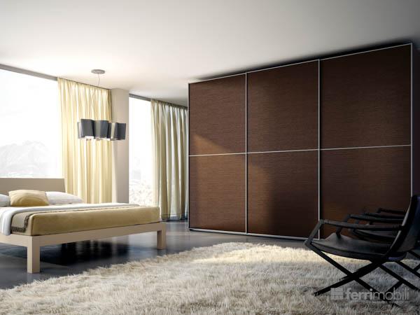 Wardrobes Sliding-door – model 24