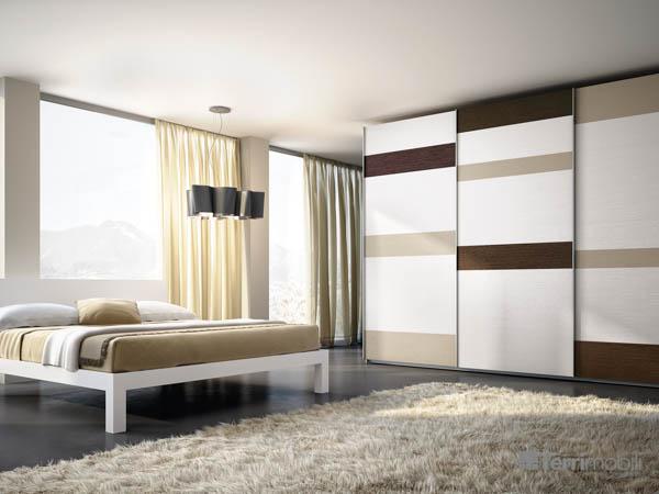 Wardrobes Sliding-door – model 25