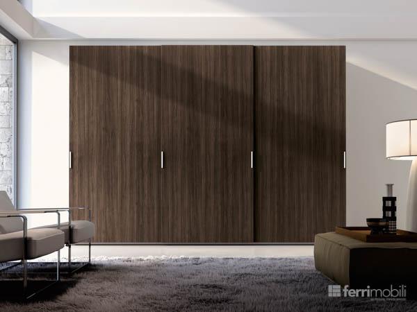 Wardrobes Sliding-door – model 27