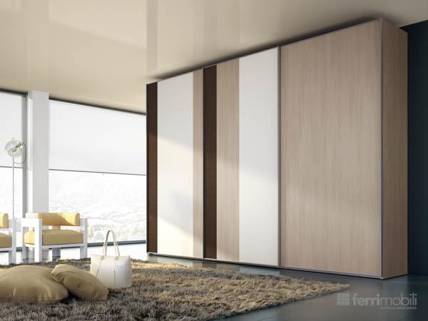 Wardrobes Sliding-door – model 30