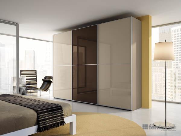 Wardrobes Sliding-door – model 35