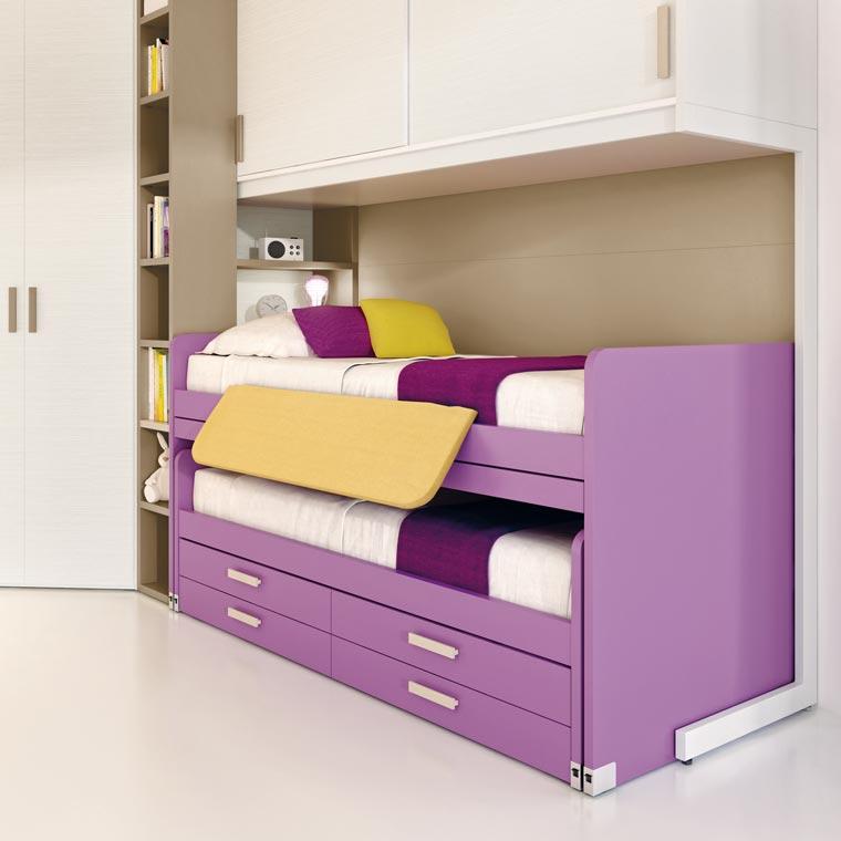 La loro personalit si forma e reclama spazio e per for Arredamento camerette piccoli spazi