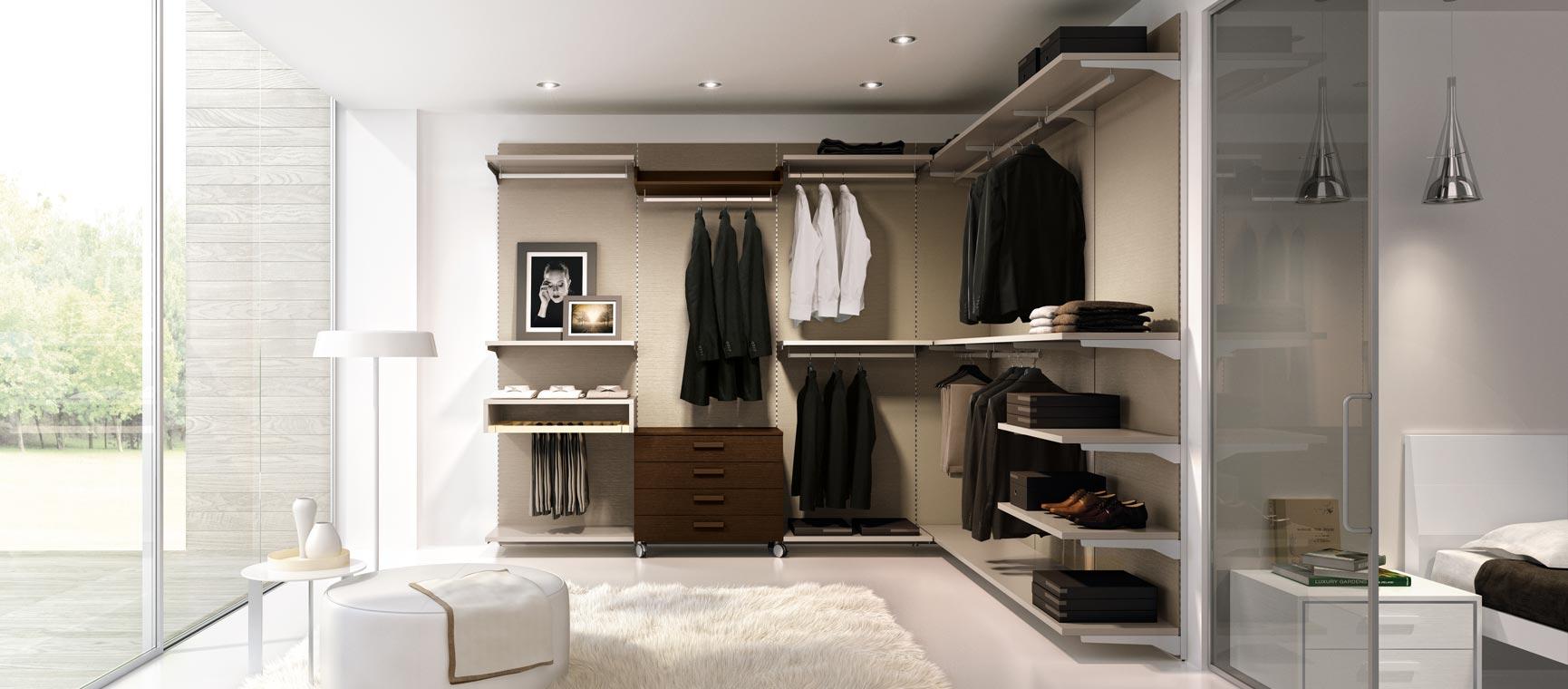come mettere in ordine l'armadio