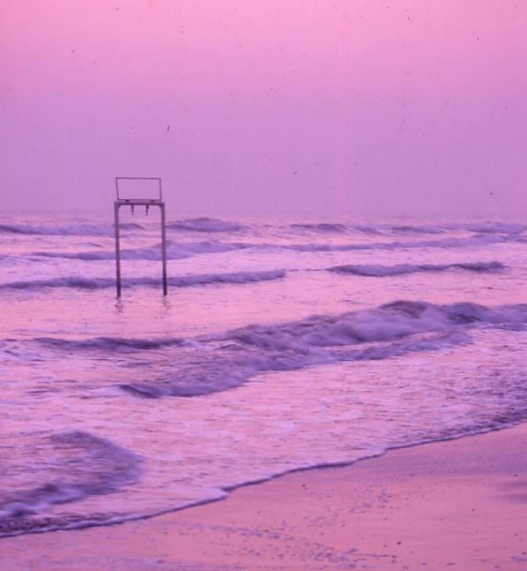 altalena in mare