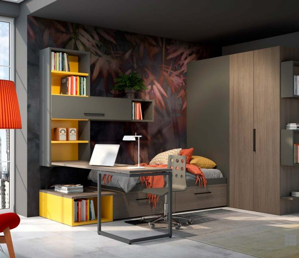Walk-in Wardrobes – model 003