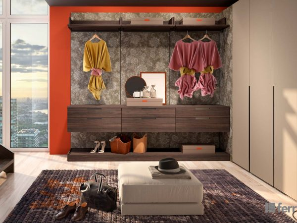 Wardrobes – model 004